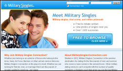Military online dating scams
