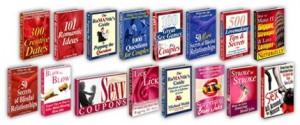 Michael Webb's Romance Book Collection