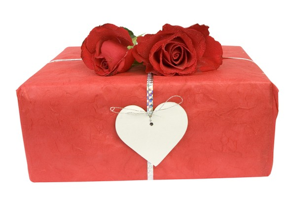 bigstockphoto_Valentine_Gift_And_Roses_266138